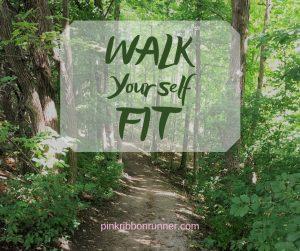 Walking to Regain Your Health