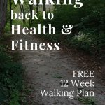 Walking for fitness and health