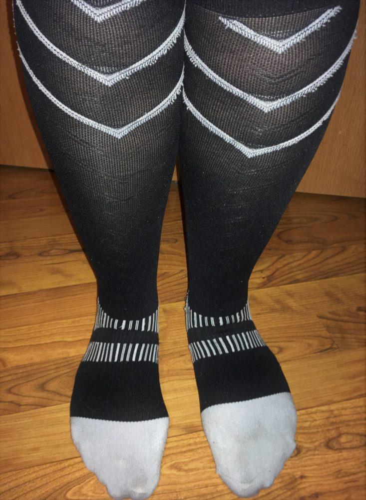 Compression Running Socks