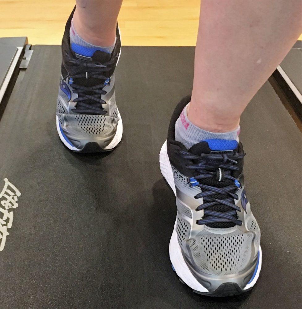 Ankle running socks