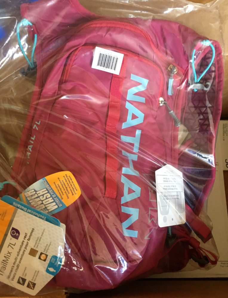 Nathan hydration pack