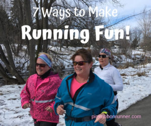 7 Ways to Make Running Fun