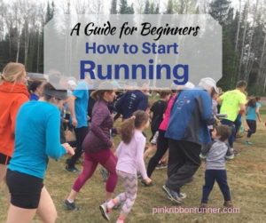 How to Start Running - A Guide for Beginners