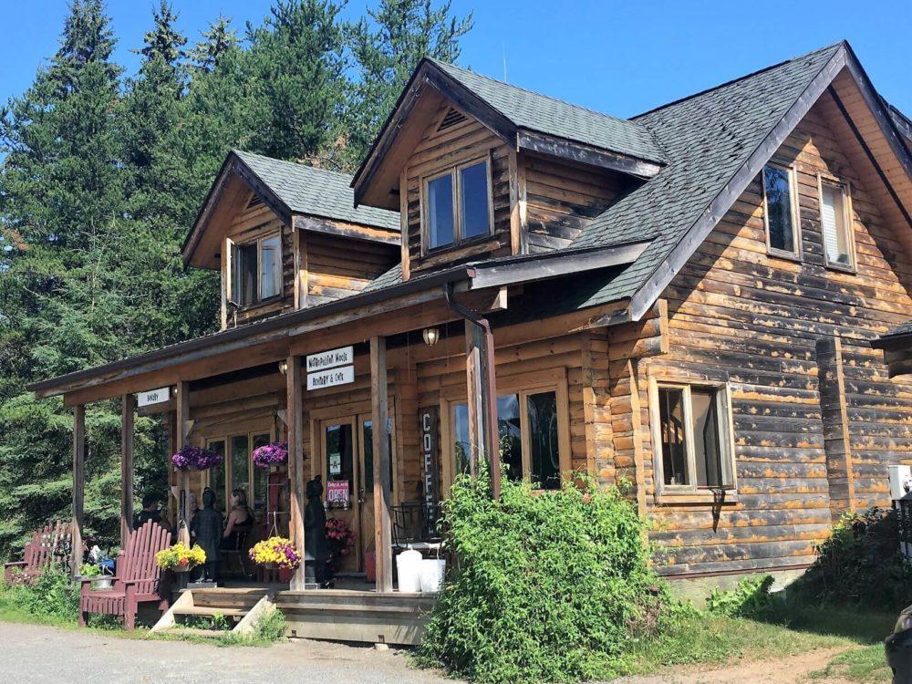 Metropolitan Moose, Kakabeka, Ontario