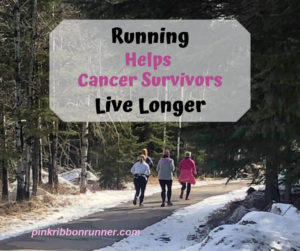 Running Helps Cancer Survivors Live Longer