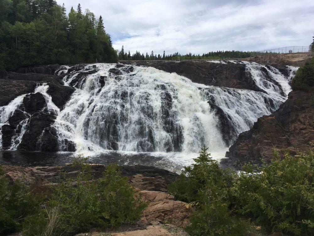 Magpie Falls, Wawa Ontario