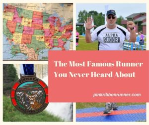 The Most Famous Runner You Never Heard About