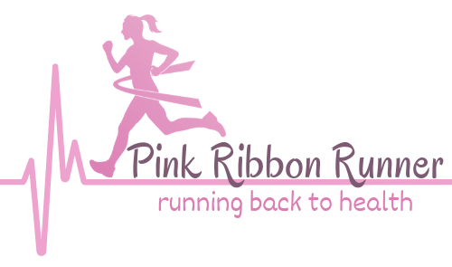 Pink Ribbon Runner - Running back to health