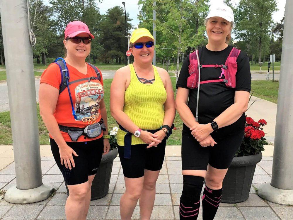 Pink Ribbon Runner Marathon Challenge