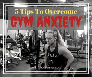 5 Tips To Overcome Gym Anxiety