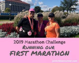 Running Our First Marathon: Twin Cities