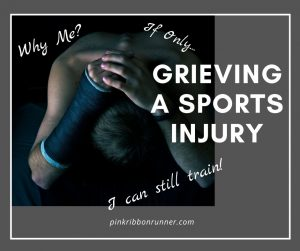 Grieving a Sports Injury