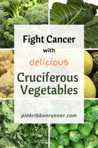 Cruciferous Vegetables fight cancer