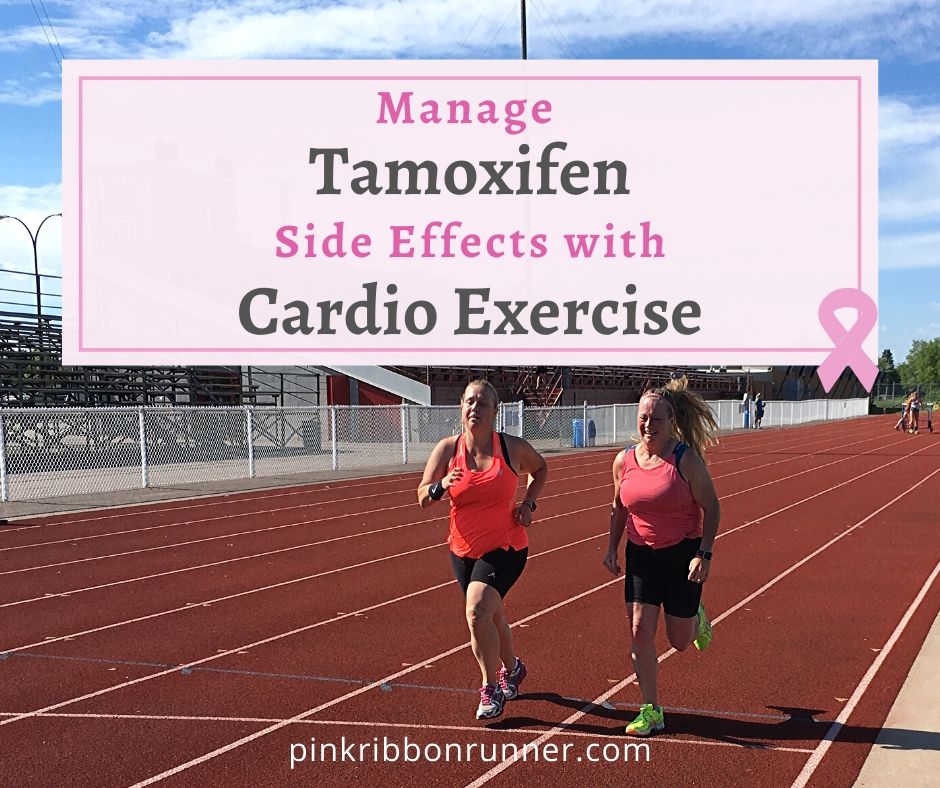Breast Cancer, Tamoxifen and benefits of running, cycling, swimming, hiking, fitness, workouts