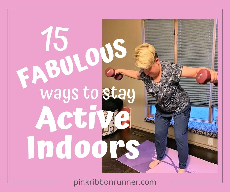 Ways to Stay Active at Home