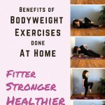 At Home Body Weight Workout