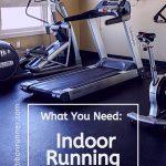 Treadmill running and walking