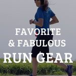 A review of the best run gear