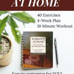 At Home Body Weight Beginner Program eBook